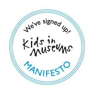 Kids in Museums website